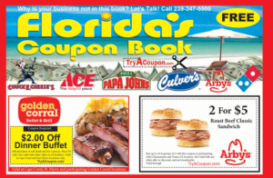 Floridas Coupon Book
